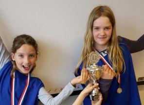 Walsprong wint 2de prijs!