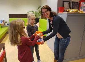 € 350 voor Prinses Beatrix Spierfonds