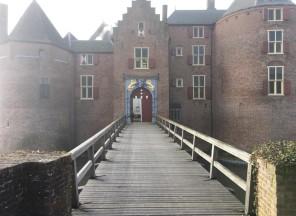 Bezoek kasteel Ammersoyen