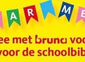 Schoolbieb-actie Bruna