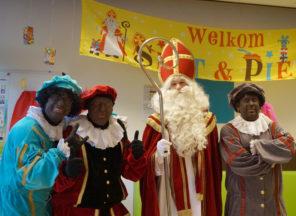 Een heerlijk Sinterklaasfeest